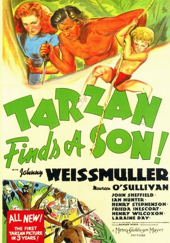 Picture for Tarzan Finds a Son