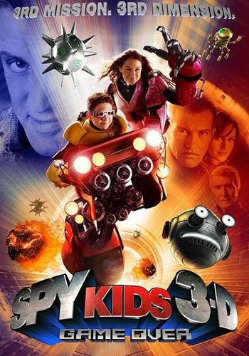 Picture for Spy Kids 3-D: Game Over