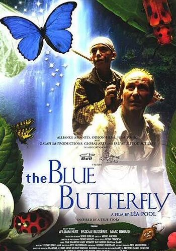 Picture for The Blue Butterfly