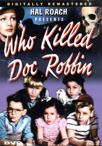 Picture for Who Killed Doc Robbin?