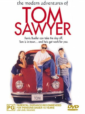 boyactors the modern adventures of tom sawyer 1998