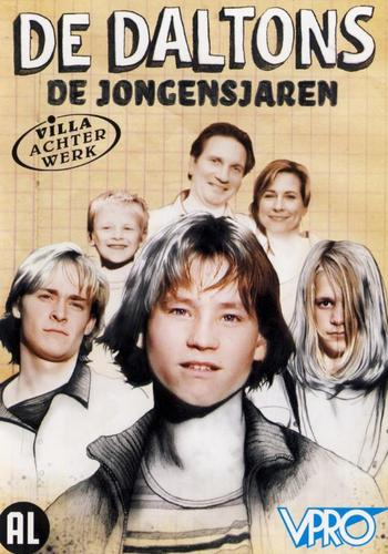 Picture for De Daltons: De Jongensjaren