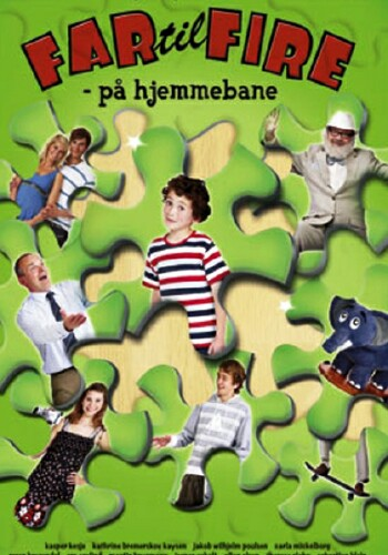 Picture for Far til fire - på hjemmebane