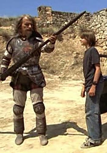 Boyactors Don Quichote Gib Niemals Auf 2008