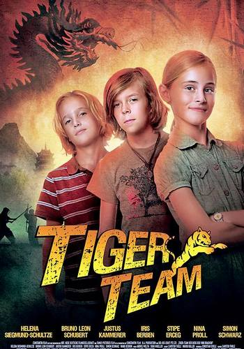 Picture for Tiger Team - Der Berg der 1000 Drachen