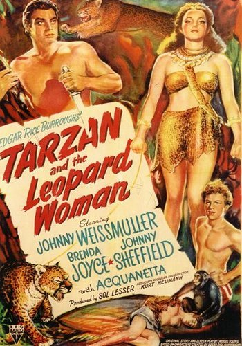 Picture for Tarzan and the Leopard Woman