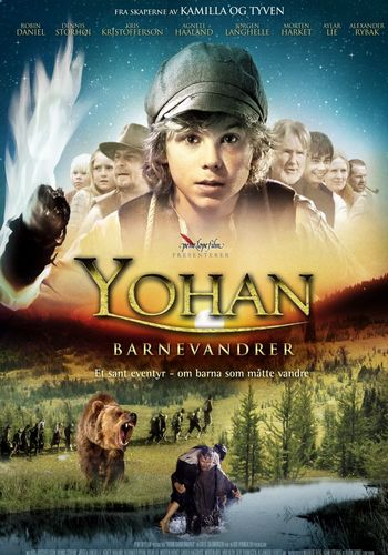 Picture for Yohan - Barnevandrer