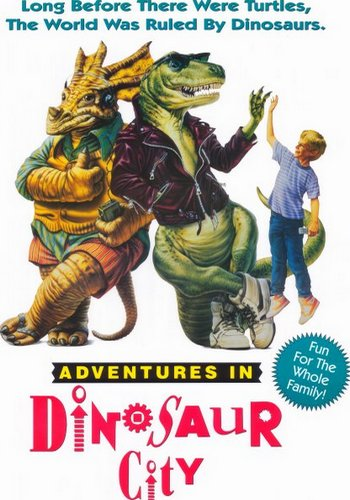 Picture for Adventures in Dinosaur City