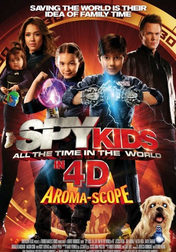 Picture for Spy Kids: All the Time in the World in 4D