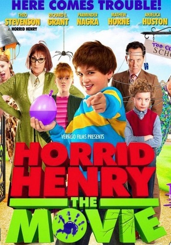 Picture for Horrid Henry: The Movie