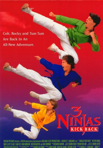 Picture for 3 Ninjas Kick Back