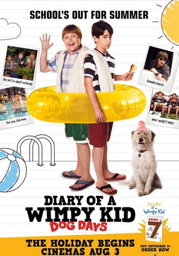 Picture for Diary of a Wimpy Kid: Dog Days