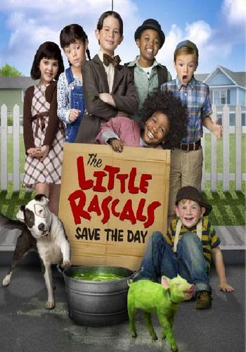 Picture for The Little Rascals Save the Day