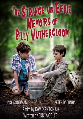 Picture for The Strange and Eerie Memoirs of Billy Wuthergloom