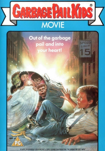 Picture for The Garbage Pail Kids Movie