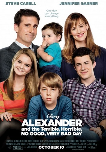 Picture for Alexander and the Terrible, Horrible, No Good, Very Bad Day