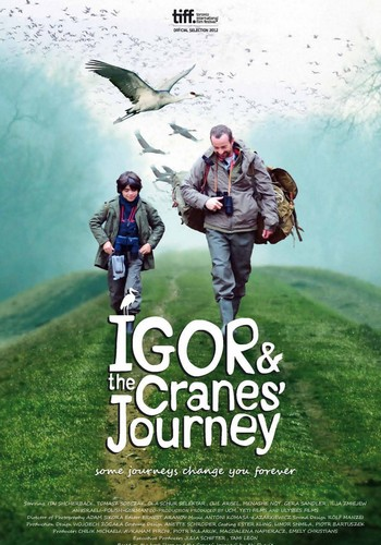Picture for Igor & the Cranes' Journey
