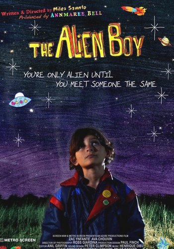 Picture for The Alien Boy