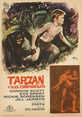 Picture for Tarzan's Fight for Life