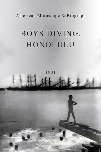 Picture for Boys Diving, Honolulu