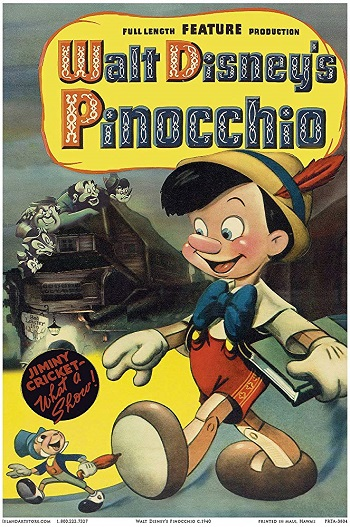 Picture for Pinocchio
