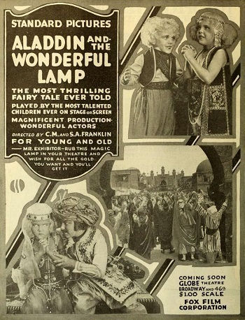 Picture for Aladdin and the Wonderful Lamp