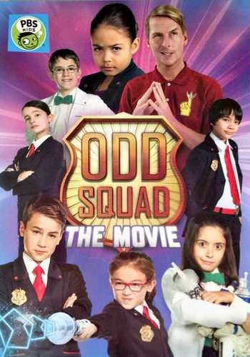 Picture for Odd Squad: The Movie