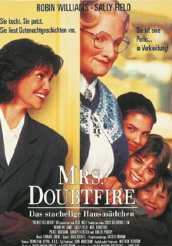 Picture for Mrs. Doubtfire