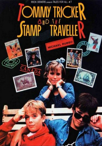 Picture for Tommy Tricker and the Stamp Traveller