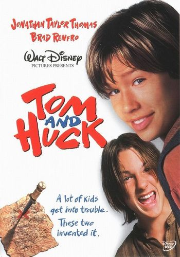 Picture for Tom and Huck